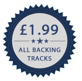 all backing tracks one ninenty nine
