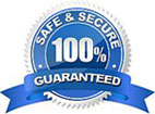 100 percent safe and secure website