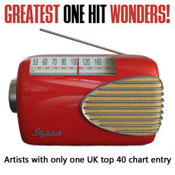 one hit wonders backing tracks